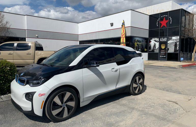 Bmw Smart Car Xpel Tint Socal Tint Chino